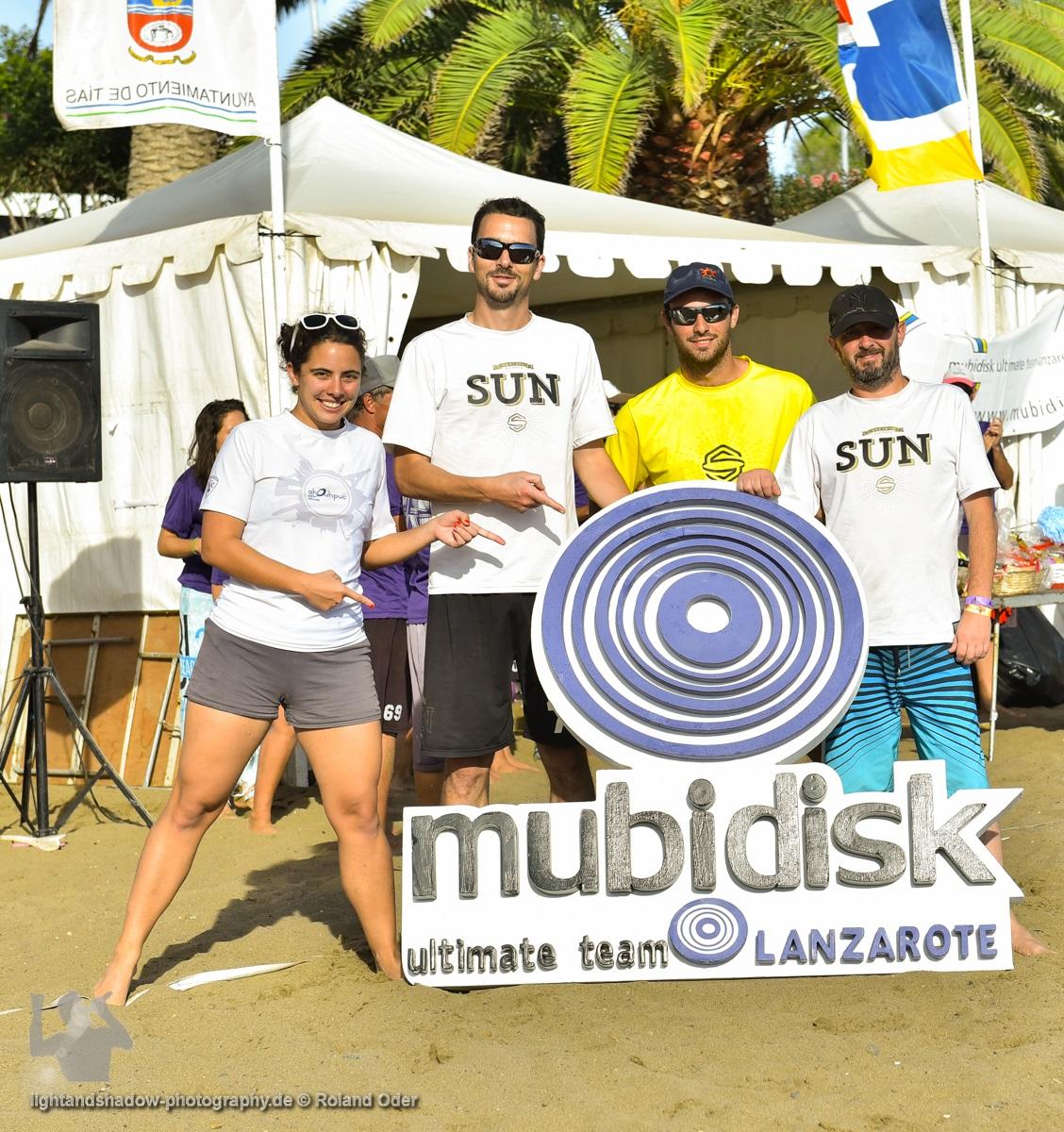 Mubidisk Teamfoto
